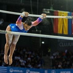 Women's Apparatus Finals at the 2017 Artistic Gymnastics Championships in Romania