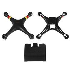 SYMA X8 X8C X8W Extra Main Body Cover to Quadcopter Drone Accessories Spare Part Original 2.4G 6Axis RC Aircraft X8A X8G Cabinet