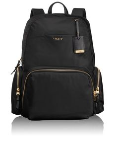 Calais Backpack in Black