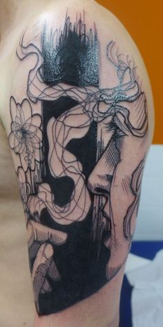 untitled - Tattoos - Lea Nahon - Tattoos & Paintings