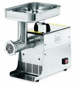 LEM Products .35 HP Stainless Steel Electric Meat Grinder by LEM, http://www.amazon.com/dp/B000SQFGPU/ref=cm_sw_r_pi_dp_2UFVrb1S0F9C2