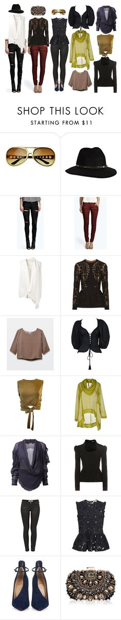 """""""Fashion For Me 1"""" by dinky237 on Polyvore featuring Anine Bing, Boohoo, Victoria Beckham, Elie Saab, Yves Saint Laurent, Moschino, Manila Grace, Vivienne Westwood, Tom Ford and Reiko"""