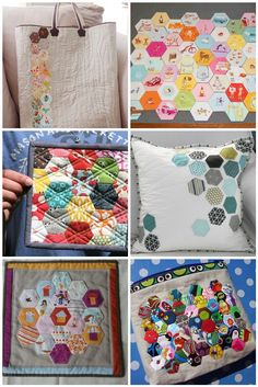 Chasing Cottons: Quilt Class 101 - Hexies - Part 2....