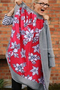 FrauAva – diesmal gefüttert - Prülla – FrauAva gefüttert Source by - Diy Projects For Kids, Diy For Kids, Diy Fashion, Fashion Looks, Womens Fashion, Sewing Tutorials, Sewing Patterns, Sewing Projects, Gilet Kimono