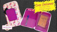 CASE UNICÓRNIO | Para tablet, Celular, Caderno e Acessórios