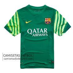 Segunda camiseta de Portero Barcelona 2015 2016   camisetas de futbol baratas