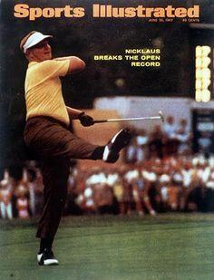 June 25, 1967 #jacknicklaus #golf #sportsillustrated #goldenbear