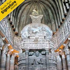 #SignatureHolidays: Get spellbound by the magnificence of the world famous #Ajanta and #Ellora caves and many other historical monuments in #Aurangabad