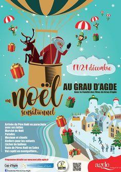 Un Noël sensationnel au Grau d'Agde