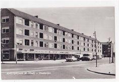 1960's. A view of Hoekenes, near the Osdorperban, in the neighborhood of Osdorp in the borough of Amsterdam. #amsterdam #1960 #Hoekenes
