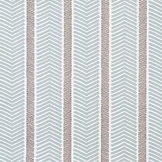 Herringbone Wallpaper – Aqua #serenaandlily  www.serenaandlily.com