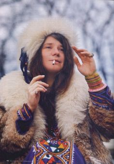 Janis Joplin |Pinned from PinTo for iPad|