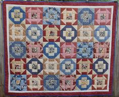 May 26 - Today's Featured Quilts - 24 Blocks