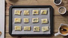 Y las metemos en el horno, unos 15 minutos.