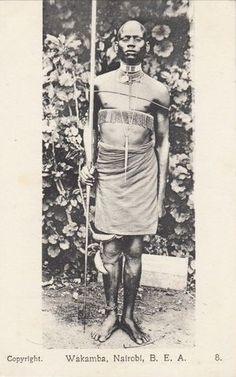 Mau Mau Mau Mau Suspects Being Held 1952 The Trial Of border=