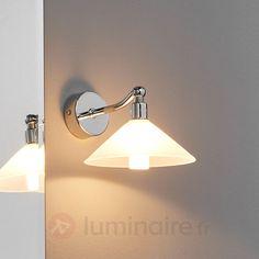 Applique pour salle de bains Sarina sicher & bequem online bestellen bei Lampenwelt.de.