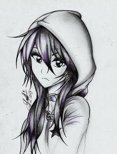 7 Mejores Imagenes De Anime Pencil Drawings Draw Y Color Pencil