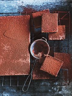 Chocolate Mousse Slice | Donna Hay