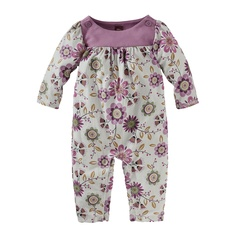 Perfect for girls growing and exploring in the winter months. Roomy sleeves make crawling a breeze