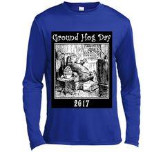 Happy Groundhog Day T-Shirt 2nd February Groundhog Day 2017