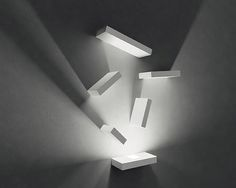 The Vibia Set 7764 is the largest wall light in this lamp family. Numerous Vibia lamps can be ordered from us in our online shop. Luminaire Design, Lamp Design, Set Design, Design Ideas, Design Projects, Led Wall Sconce, Wall Sconces, Wall Lamps, Led Lamp