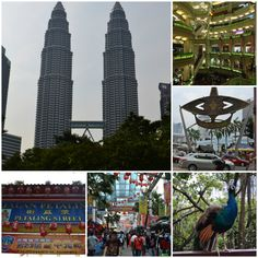 KLCC, Petaling Street (Chinatown), Central Market, Mall at Bukit Bintang and Bird Park - 3 days in KL #aliceincarnaval #malaysia #IheartKL