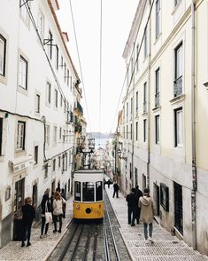 lisbon, portugal // by britt fabello ( [ig] Oh The Places You'll Go, Places To Travel, Travel Destinations, Places To Visit, Travel Europe, Adventure Awaits, Adventure Travel, Belle Villa, Future Travel