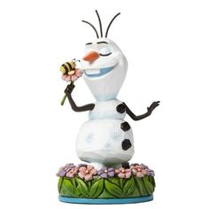 Figurine Olaf Summer - Disney Traditions Jim Shore