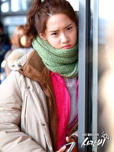 Yoona...Love Rain... Girls' Generation