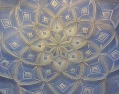Vintage Art Deco Opalescent Glass Bowl, Choisy-le-Roi, Geometric Dahlia by TheWhistlingMan on Etsy