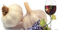 Táto protirakovinová medicína s cesnakom a vínom vám pomôže v boji s viac než 100 ochoreniami!