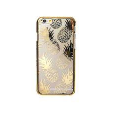 Fashion Glitter Bling Fruit Gold Pineapple Phone Cases For iPhone 6 Case For iphone 6 6s 7 Plus Soft Phone Back Cover Capa Coque