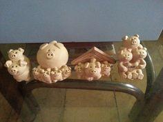 The piggy's