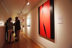 Abstract Classicists at Laguna Art Museum