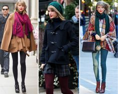 Get the Style: Taylor Swift Winter Street Style Inspired Outfits!
