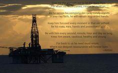 Oilfield prayer