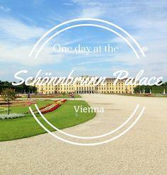 One day at the Schönbrunn Palace, Vienna