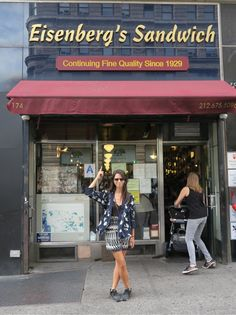 Eisenberg's Sandwich New York