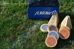 Rollors~ A NEW Outdoor Family Game
