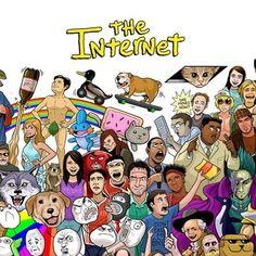 Meme internet. Erittäin hyvä keskustelun avaus lapsille ja nuorille siitä, mitä kaikkea netistä löytyy ja miksi. Katsokaa kuvaa tarkasti!