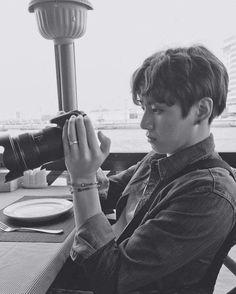 Quero contratar esse fotógrafo.