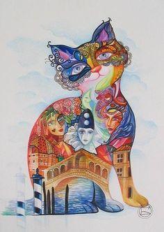 Artist Oxana Zaika