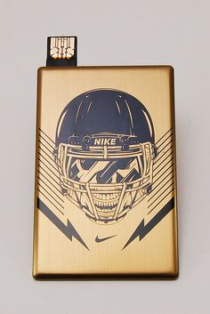 Nike Credit Card USB Flash Drives by CustomUSB.com, via Flickr