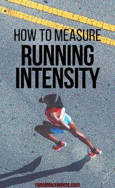 Understanding running intensity can help increase speed and endurance. Here's how to measure running intensity and how it's used in training. Running Watch, How To Start Running, How To Run Faster, How To Run Longer, Beginner Runner Tips, Heart Rate Zones, Tempo Run, Running For Beginners, Training Plan