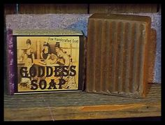 Goddess ~ Natural Soap, Candle, Lotion – Nature's Emporium Cherokee Soap Co.