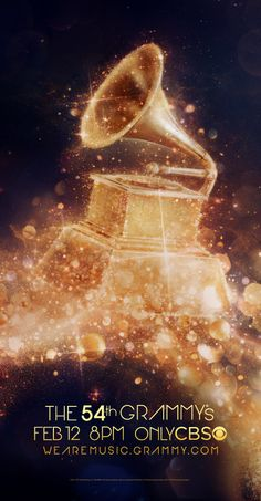 #WeAreMusic 54th GRAMMY Awards Campaign