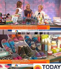 Looking for an awesome Mothers Day gift? Inkkas is proud to announce we were just featured on the Today Show's list of best Mother Days gifts! Check it out - LIKE & SHARE