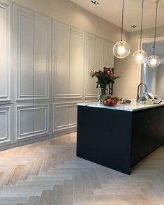 Apartment Kitchen Decorating Ideas Diy Inspiration New Ideas Home Interior, Interior Design Kitchen, Interior Decorating, Decorating Ideas, Minimalist Kitchen, Minimalist Decor, Küchen Design, Home Design, Design Ideas