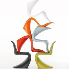 Panton Chair - Group