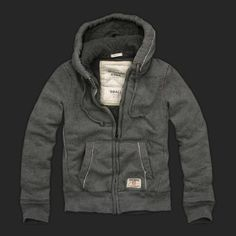Men's Abercrombie and Fitch Clothing Hoodies 55